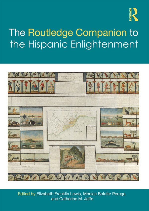 The Routledge Companion to the Hispanic Enlightenment book cover