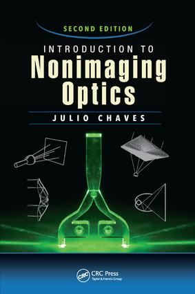 Introduction to Nonimaging Optics: 2nd Edition (Paperback) book cover