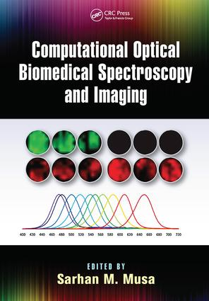 Computational Optical Biomedical Spectroscopy and Imaging: 1st Edition (Paperback) book cover
