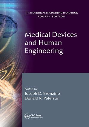 Medical Devices and Human Engineering book cover