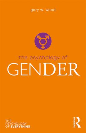 The Psychology of Gender: 1st Edition (Paperback) book cover