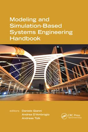 Modeling and Simulation-Based Systems Engineering Handbook: 1st Edition (Paperback) book cover