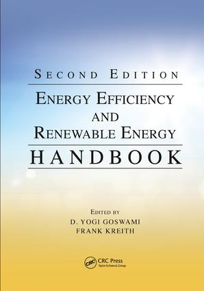 Energy Efficiency and Renewable Energy Handbook: 2nd Edition (Paperback) book cover