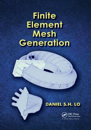 Finite Element Mesh Generation: 1st Edition (Paperback) book cover