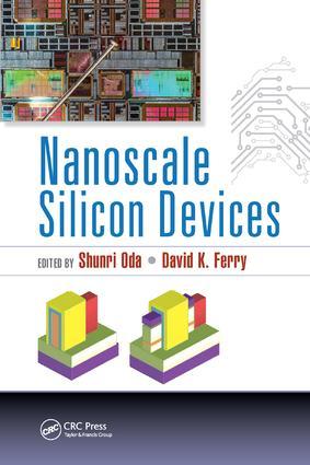 Nanoscale Silicon Devices: 1st Edition (Paperback) book cover