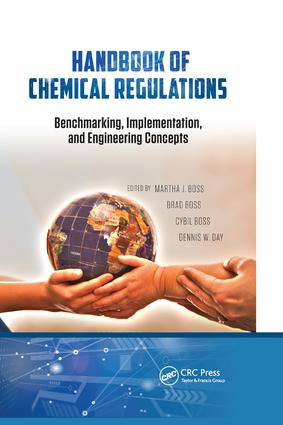 Handbook of Chemical Regulations: Benchmarking, Implementation, and Engineering Concepts book cover