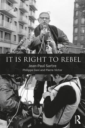 It is Right to Rebel book cover