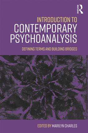 Introduction to Contemporary Psychoanalysis: Defining terms and building bridges, 1st Edition (Paperback) book cover