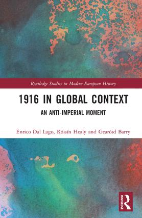 1916 in Global Context: An anti-Imperial moment (Hardback) book cover