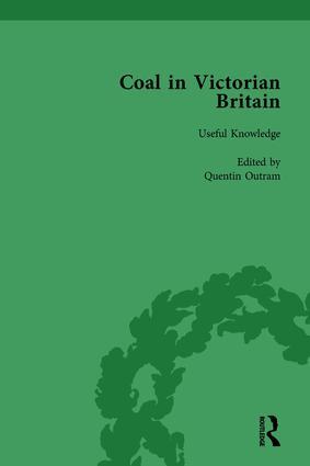 Coal in Victorian Britain, Part I, Volume 1: 1st Edition (Hardback) book cover