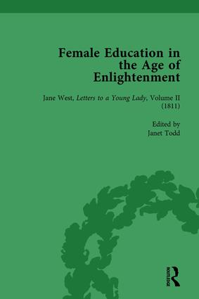 Female Education in the Age of Enlightenment, vol 5