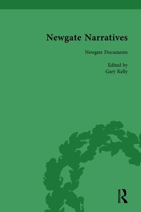 Newgate Narratives Vol 1: 1st Edition (Paperback) book cover