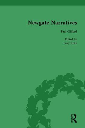 Newgate Narratives Vol 4: 1st Edition (Paperback) book cover