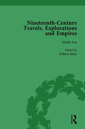 Nineteenth-Century Travels, Explorations and Empires, Part II vol 5: Writings from the Era of Imperial Consolidation, 1835-1910, 1st Edition (Hardback) book cover