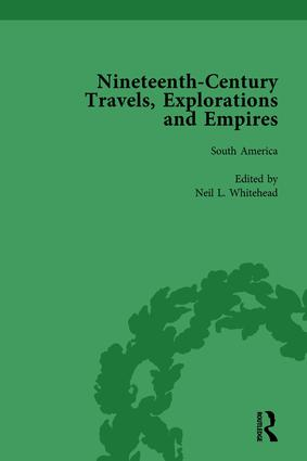 Nineteenth-Century Travels, Explorations and Empires, Part II vol 8: Writings from the Era of Imperial Consolidation, 1835-1910, 1st Edition (Hardback) book cover