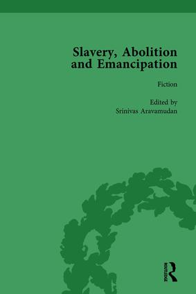 Slavery, Abolition and Emancipation Vol 6: Writings in the British Romantic Period, 1st Edition (Hardback) book cover