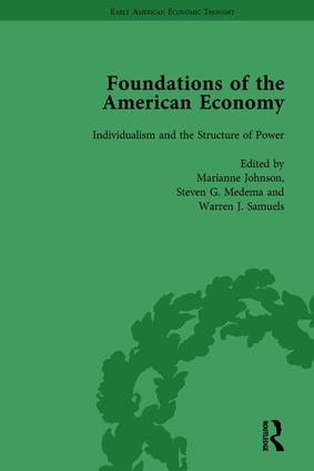 The Foundations of the American Economy Vol 2: The American Colonies from Inception to Independence, 1st Edition (Hardback) book cover