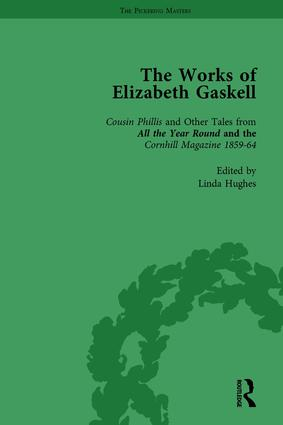 The Works of Elizabeth Gaskell, Part II vol 4: 1st Edition (Paperback) book cover