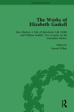 The Works of Elizabeth Gaskell, Part I Vol 5 book cover