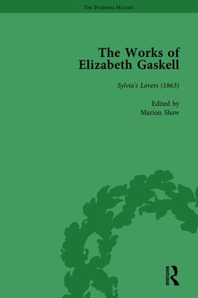 The Works of Elizabeth Gaskell, Part II vol 9: 1st Edition (Paperback) book cover