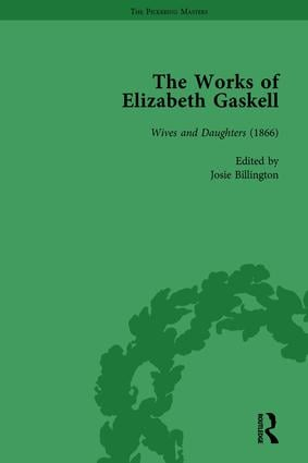 The Works of Elizabeth Gaskell, Part II vol 10: 1st Edition (Paperback) book cover