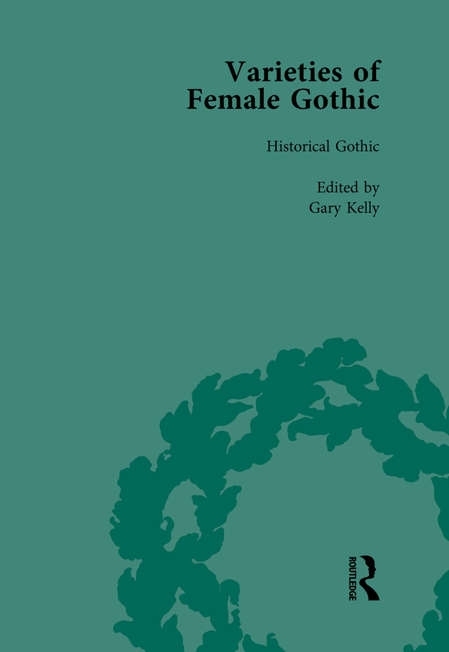 Varieties of Female Gothic Vol 5: 1st Edition (Hardback) book cover