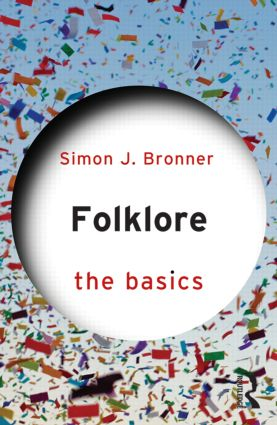 Folklore: The Basics book cover
