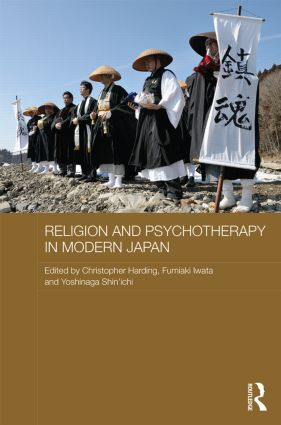Religion and Psychotherapy in Modern Japan book cover