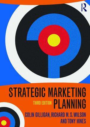 Strategic Marketing Planning book cover