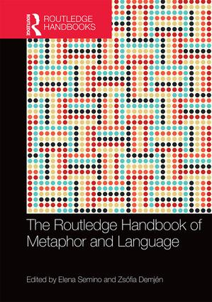 The Routledge Handbook of Metaphor and Language book cover