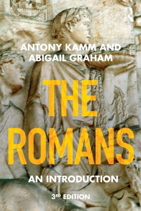 The Romans: An Introduction, 3rd Edition (Paperback) book cover