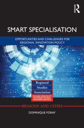 Smart Specialisation: Opportunities and Challenges for Regional Innovation Policy (Hardback) book cover
