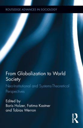 Heterogeneity in World Society: How Organizations Handle Contradicting Logics