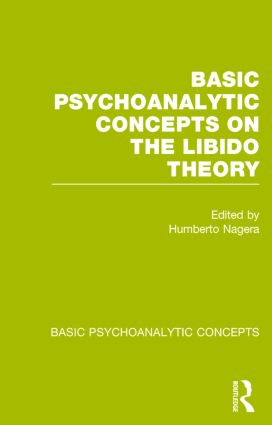 Basic Psychoanalytic Concepts on the Libido Theory: 1st Edition (Paperback) book cover