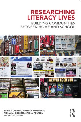 Researching Literacy Lives: Building communities between home and school, 1st Edition (Paperback) book cover