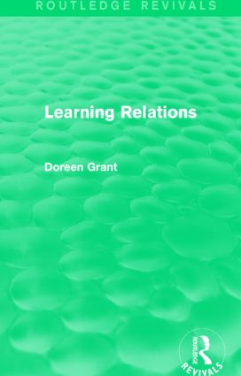 Learning Relations (Routledge Revivals) book cover