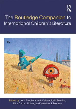 The Routledge Companion to International Children's Literature book cover