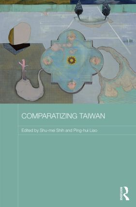 Comparatizing Taiwan book cover