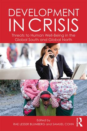 Development in Crisis: Threats to human well-being in the Global South and Global North book cover