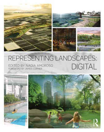 Representing Landscapes: Digital: 1st Edition (Hardback) book cover