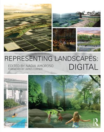 Representing Landscapes: Digital: 1st Edition (Paperback) book cover