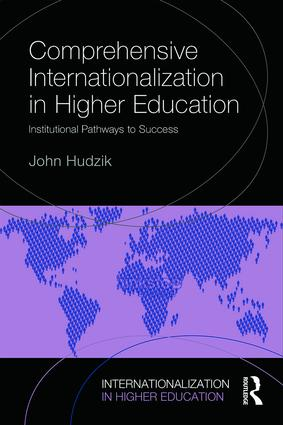 Comprehensive Internationalization: Institutional pathways to success book cover
