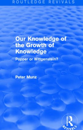 The Historicity of Knowledge