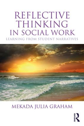 Reflective Thinking in Social Work: Learning from student narratives (Paperback) book cover