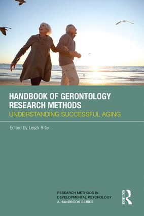 Handbook of Gerontology Research Methods: Understanding successful aging book cover