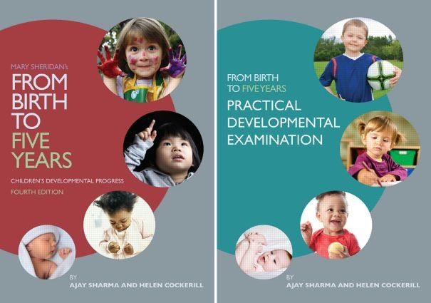 From Birth to Five Years SET book cover