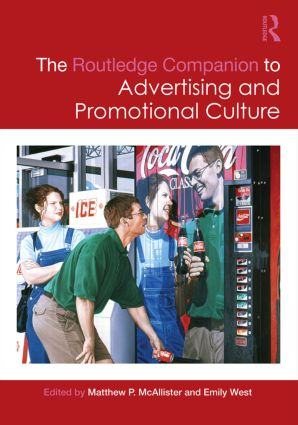 The Routledge Companion to Advertising and Promotional Culture (e-Book) book cover
