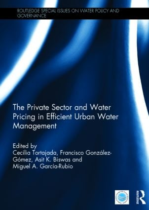 The Private Sector and Water Pricing in Efficient Urban Water Management (Hardback) book cover