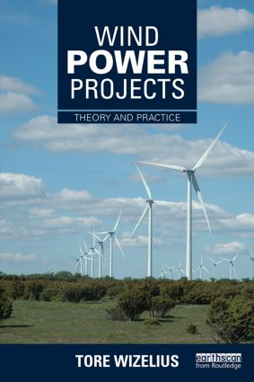 Wind Power Projects: Theory and Practice, 1st Edition (Paperback) book cover