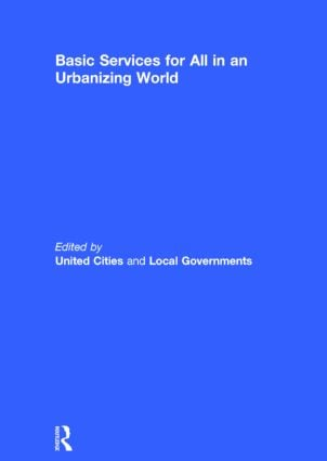 Basic Services for All in an Urbanizing World book cover